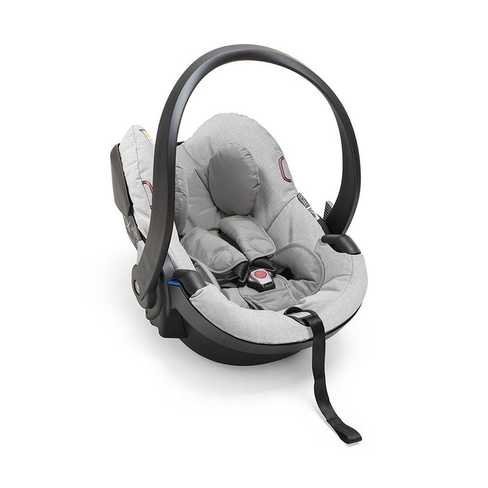 Seggiolino Auto per Bambini Izi Go Modular By Be Safe Grigio Stokke - 449008