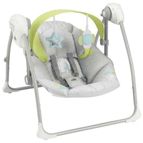 Altalena Sonnoletto per Bambini Coniglio Grigio Stella Cam – S345 226
