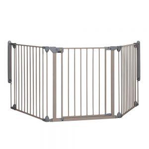 Cancelletto in Metallo per Scale SF1 Grigio Safety - 24226580