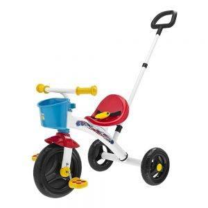 Triciclo Bambino con Manico U-Go Trike Chicco - 00007412070000