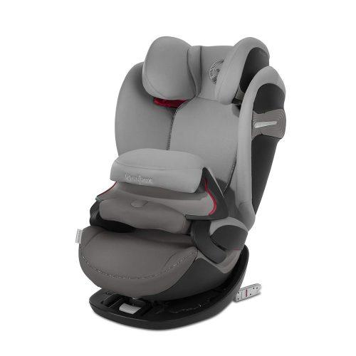 Seggiolino Auto per Bambini Pallas S-Fix Manhattan Grigio Cybex – 519001033