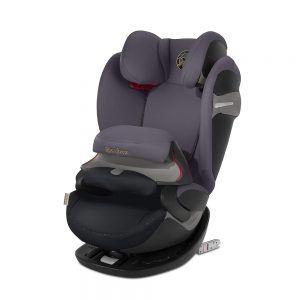 Seggiolino Auto per Bambini Pallas S-Fix Premium Nero Cybex - 519001031