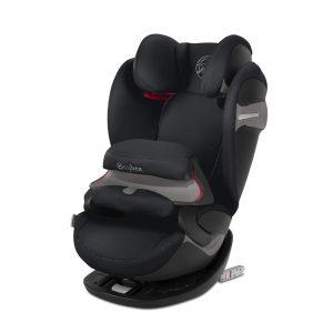 Seggiolino Auto per Bambini Pallas S-Fix Urban Nero Cybex - 519001029