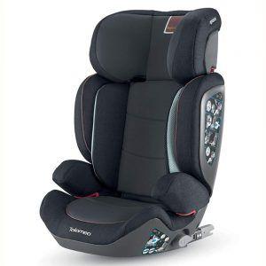 Seggiolino Auto Tolomeo I-Fix Nero Inglesina - AV97L0BLK