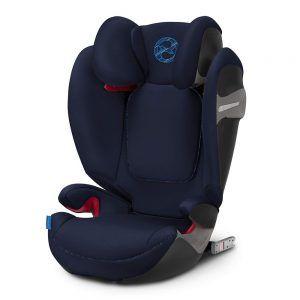 Seggiolino Auto per Bambini Solution S Fix Indingo Blu Cybex - 519001060