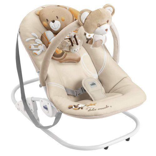 Sdraietta per Bambini Giocacam Orsetto Cuore Beige Cam – S362240