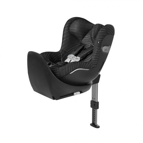 Seggiolino Auto per Bambini Vaya i-Size & Sensorsafe Nero Cybex – 619000003