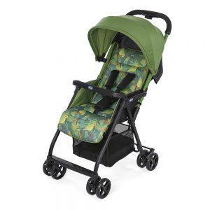 Passeggino Ohlala 2 Unicorn Verde Tropical Jungle Chicco - 06079472140000