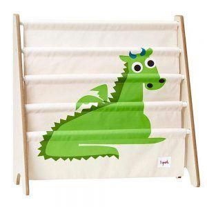 Libreria Frontale Drago Verde 3 Sprouts - 3SIRKDRG