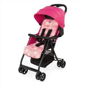 Passeggino Ohlala 2 Pink Swan Chicco - 07079472660000