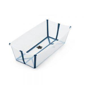 Vaschetta Pieghevole X-Large Bianco Trasparente Stokke - 535902