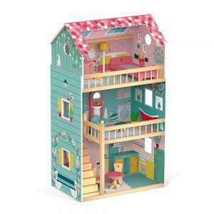 Casa delle Bambole Happy Day in Legno Janod - J06580