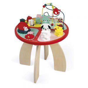 Tavolo Attività Baby Foresta in Legno Janod - J08018