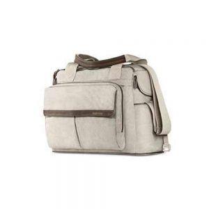 Borsa Dual Bag Aptica Silk Grey Inglesina - AX91M0SLG