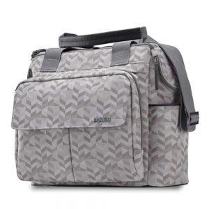 Borsa Dual Bag Aptica Summit Jacquard Grey Inglesina - AX91M0SJG
