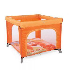 Open Box Lettino Bambino Fancy Chicken Arancione Chicco - 00079858960000