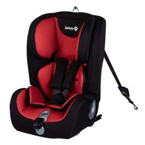 Seggiolino Auto Gr. 1/2/3 Ever Fix Pixel Rosso Safety 1st - 8514841000
