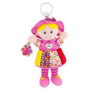 Bambola Emily la mia Amica Gioco da Attaccare Lamaze - L27026B