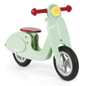 Bicicletta Scooter senza Pedali in Legno Menta Janod - J03243