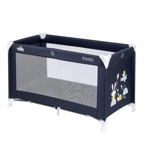 Lettino per Bambini Pisolino Coniglietto Blu Cam – L117243