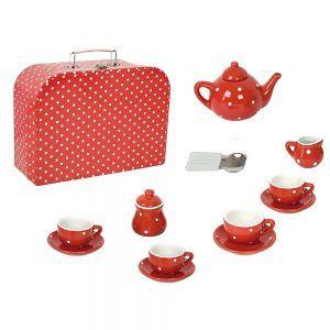 Servito da Tea in Porcellana Jabadabado - G12013