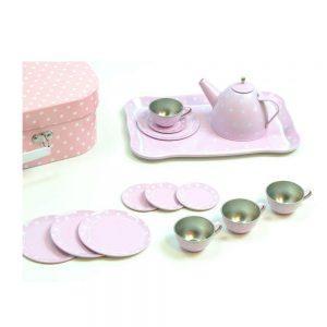 Set da Tea in Metallo Jabadabado - G12011