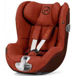 Seggiolino Auto per Bambini Sirona Z I-Size Autumn Gold Cybex - 519003015