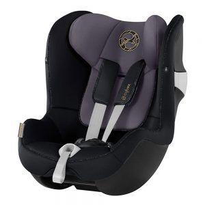 Seggiolino Auto per Bambini Sirona Z I-Size M2 Premium Black Cybex - 519001831