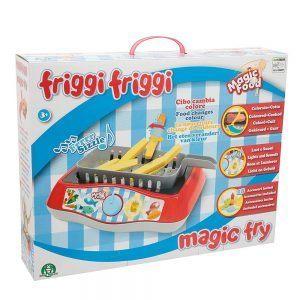 Magic Food Friggi Friggi con Luci e Suoni Giochi Preziosi - MA000000