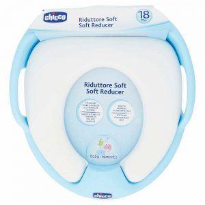 Riduttore Sedile WC Soft Celeste Chicco - 6572000000