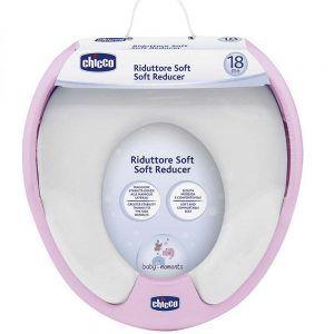 Riduttore Sedile WC Soft Rosa Chicco - 6572000000
