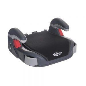 Seggiolino Auto Bambini Booster Basic Midnight Black Graco - 8E93MDLE