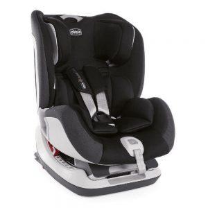 Seggiolino Auto Bambini Seat Up 012 con Bebe' Care Jet Black Chicco - 79183510000