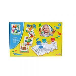 Set Colori A Dita Art & Fun Simba - 1063334069