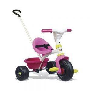 Triciclo per Bambini Be Fun Girl Smoby - 740322