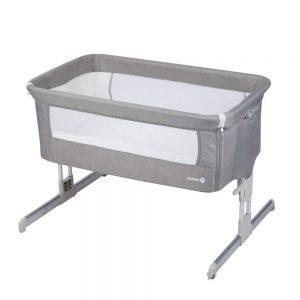 Culla Fianco Letto Calidoo Warn Grey Safety - 2105191000