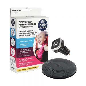 Dispositivo Antiabbandono Per Seggiolini Auto Baby Alarm - BIBOBSA1