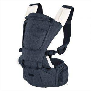Marsupio Porta Bambino Hip Seat Denim Chicco - 5079147090000