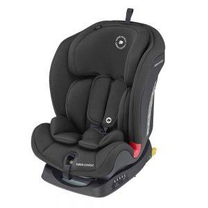 Seggiolino Auto per Bambini Titan Basic Nero Bebe Confort - 8603870210