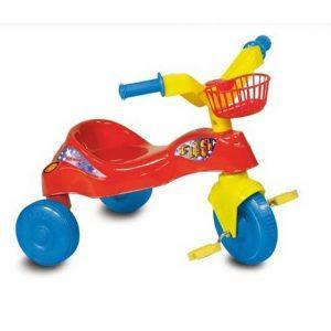 Triciclo Flash Rosso Biemme - 1377R