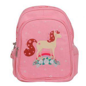 Zainetto per Bambini Cavallo Rosa A Little Lovely - BPLHPI20