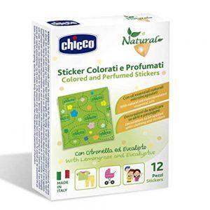 Cerotti Colorati e Profumati Anti zanzare Chicco - 8551000000