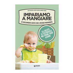 Libro per la Mamma Impariamo a mangiare Giunti - 72614T