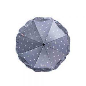 Ombrello Parasole Universale per Passeggino Grey Star Picci - 0S2100S22