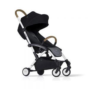 Passeggino per Bambini Connect 2 White Grey Melange Bumprider - 51284009