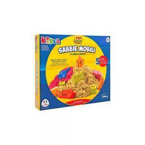 Sabbie Mobili stampini Kidea Globo - 8188