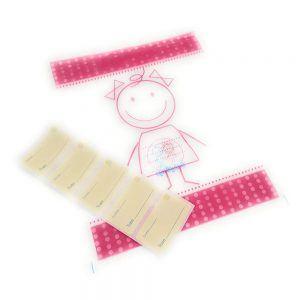 Sacchetitni per Corredino Femminuccia Baby Bags - 8055277120007