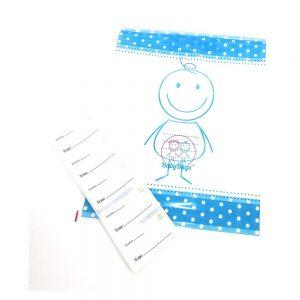 Sacchetitni per Corredino Maschietto Baby Bags - 8055277120007