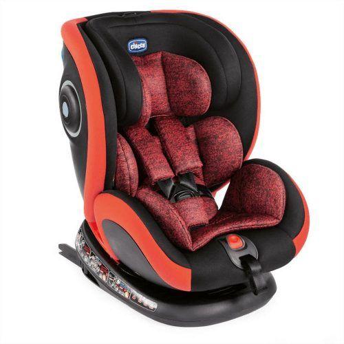 Seggiolino Auto Seat4Fix Poppy Rosso Chicco – 4079860850000