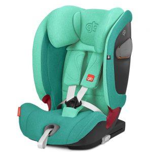 Seggiolino Auto per Bambini Everna Fix Laguna Blu Cybex - 619000343